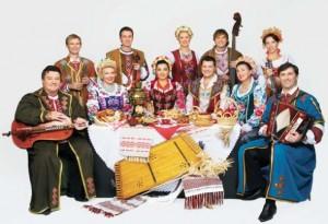 Русская народная музыка в современной инструментальной обработке