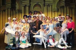 Санкт-Петербургский театр «Русский балет» и его постановки