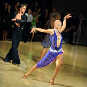 Cпортивные бальные танцы