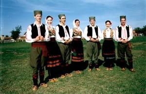 Как празднуются главные народные праздники в Сербии