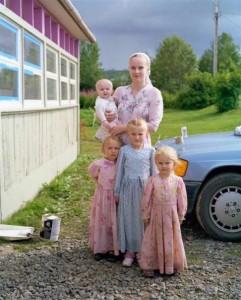 Как обустраивали быт новорожденного на Руси?